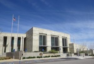 Criminal Justice Court in Banning, Riverside County